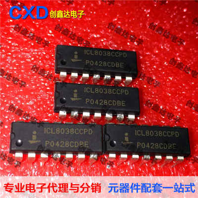 Freeshipping ICL8038 ICL8038CCPD